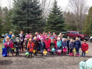 McMaster Charity Easter Egg Hunt